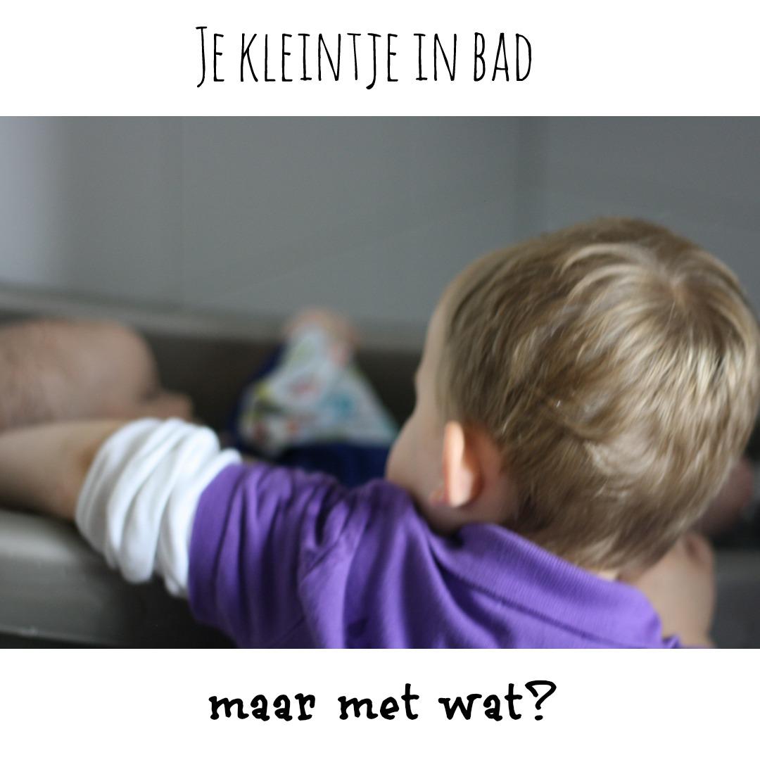 In bad!