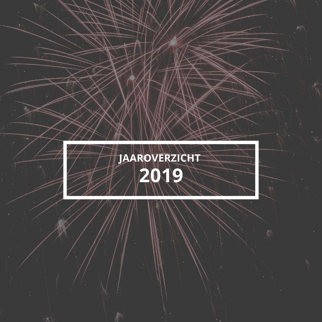 2019 Jaaroverzicht